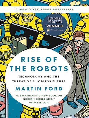 cover image of Rise of the Robots
