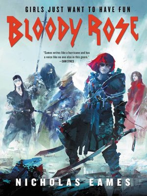 cover image of Bloody Rose