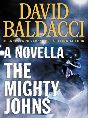 cover image of The Mighty Johns: A Novella
