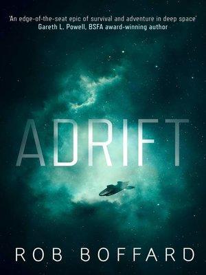 cover image of Adrift