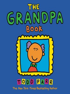 cover image of The Grandpa Book