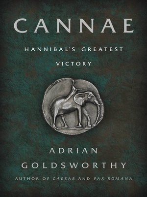 cover image of Cannae