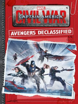 cover image of Avengers Declassified