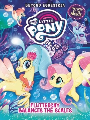cover image of Fluttershy Balances the Scales