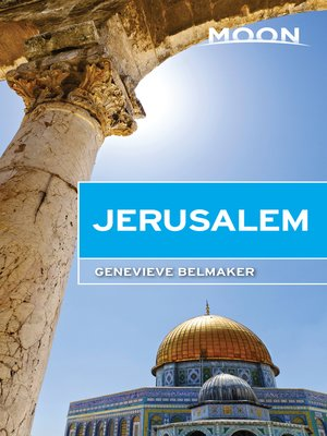 cover image of Moon Jerusalem