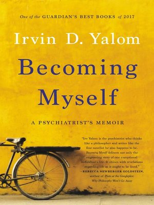 cover image of Becoming Myself