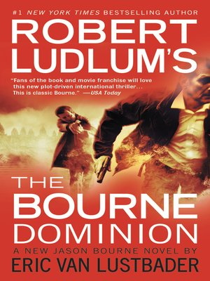 cover image of The Bourne Dominion