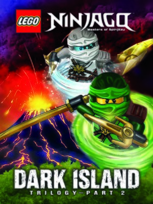 cover image of LEGO Ninjago - The Epic Trilogy, Part 2
