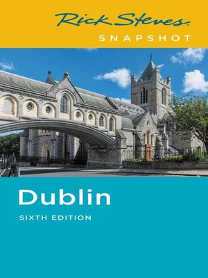 cover image of Rick Steves Snapshot Dublin