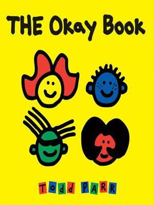 cover image of The Okay Book