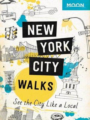 cover image of Moon New York City Walks