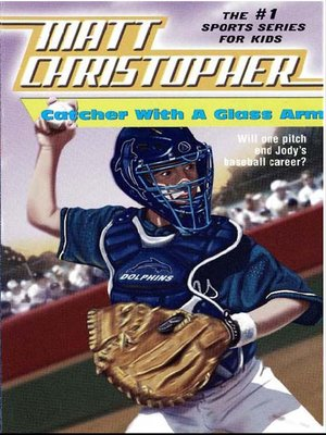 cover image of Catcher with a Glass Arm