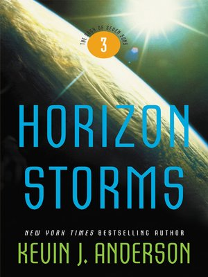 cover image of Horizon Storms