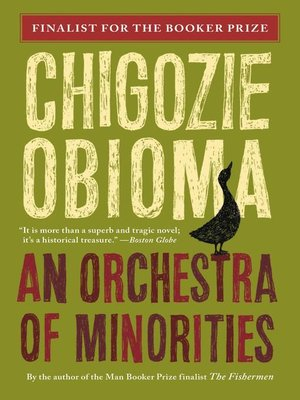 cover image of An Orchestra of Minorities