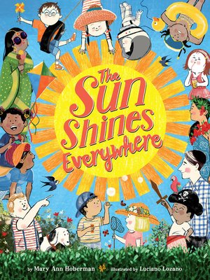 cover image of The Sun Shines Everywhere