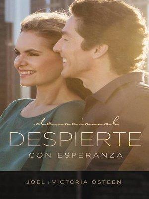 cover image of Despierte con esperanza