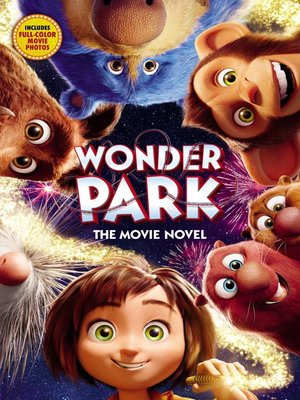 cover image of Wonder Park