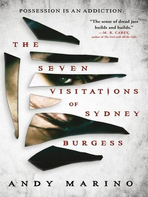 cover image of The Seven Visitations of Sydney Burgess