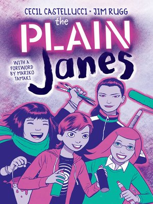 cover image of The PLAIN Janes