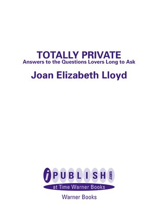 cover image of Totally Private