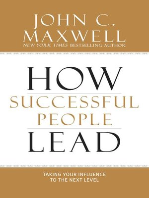 cover image of How Successful People Lead