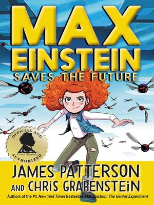 cover image of Max Einstein Saves the Future
