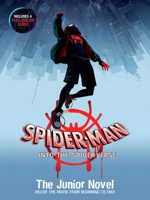 cover image of Spider-Man: Into the Spider-Verse