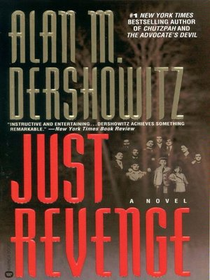 cover image of Just Revenge