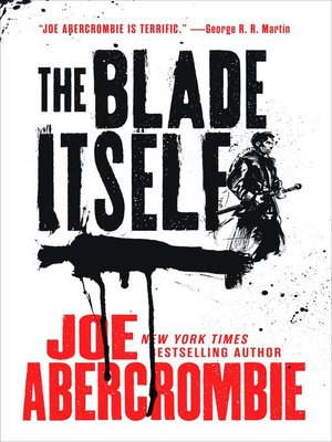 cover image of The Blade Itself