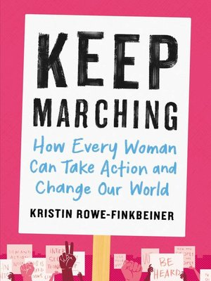 cover image of Keep Marching