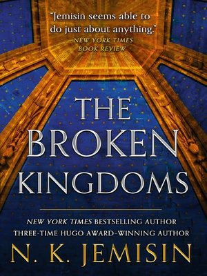 cover image of The Broken Kingdoms