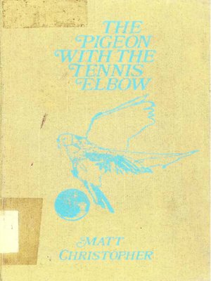 cover image of The Pigeon With the Tennis Elbow