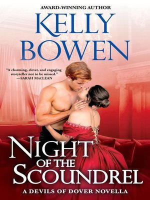 cover image of Night of the Scoundrel