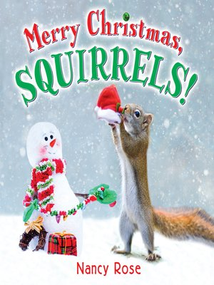 cover image of Merry Christmas, Squirrels!