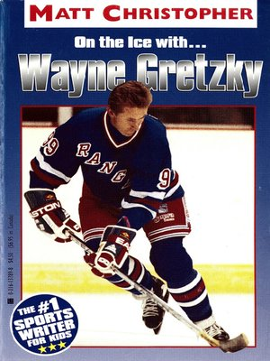 cover image of Wayne Gretzky