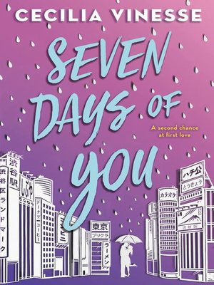 cover image of Seven Days of You