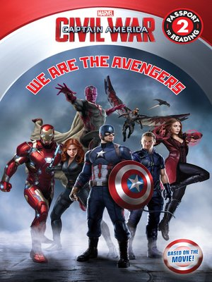 cover image of Captain America: Civil War Reader