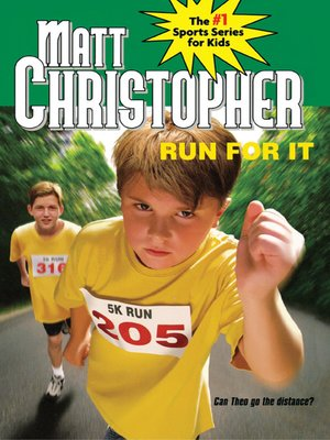 cover image of Run For It