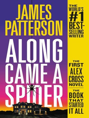 James Patterson Alex Cross Series Pdf