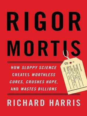 cover image of Rigor Mortis
