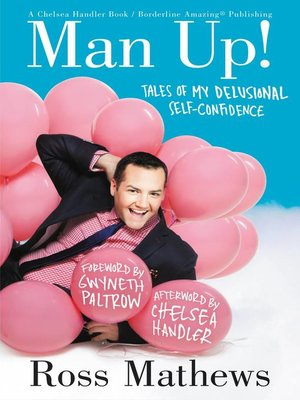cover image of Man Up!