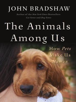 cover image of The Animals Among Us