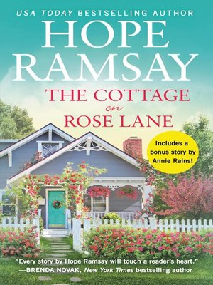 cover image of The Cottage on Rose Lane