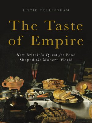 cover image of The Taste of Empire