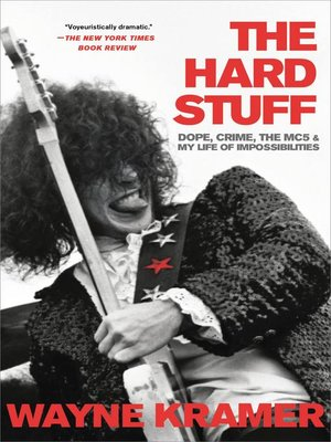 cover image of The Hard Stuff