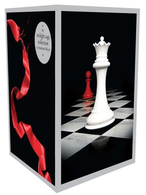 cover image of The Twilight Saga Collection