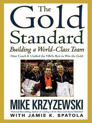 cover image of The Gold Standard
