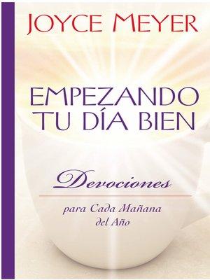 cover image of Empezando Tu D a Bien