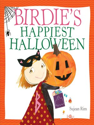 cover image of Birdie's Happiest Halloween