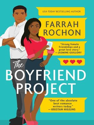 cover image of The Boyfriend Project